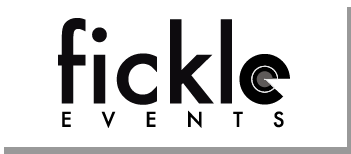 Fickle Events.co.uk